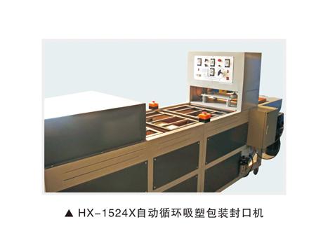广州全自动吸塑包装封口机
