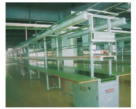 组织生产线