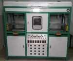 HX-46双工位印刷定位吸塑机 巧克力印刷吸塑机
